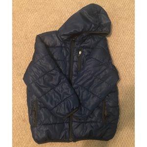 Old Navy boy's puffer jacket